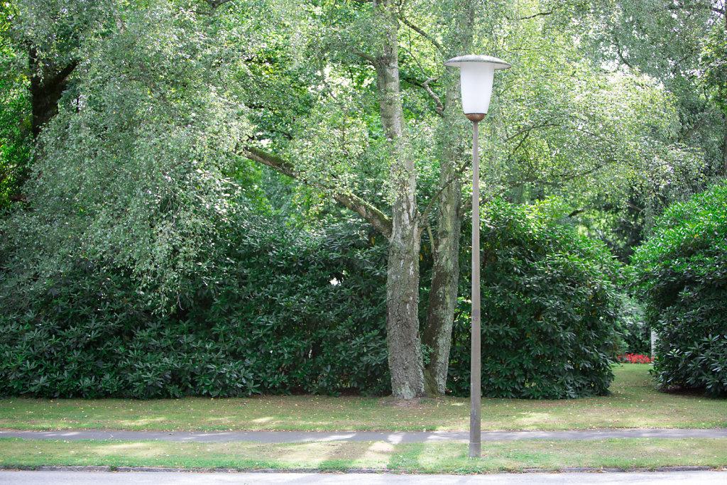 Lamp. Post.